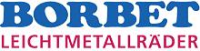 Logo Borbet Leichtmetallräder