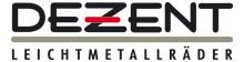 Logo Dezent Leichtmetallräder